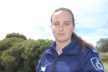 Female authorised officer
